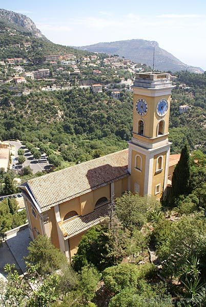Picture of Chapelle de la Sainte Croix, Eze - Free Pictures - FreeFoto.com