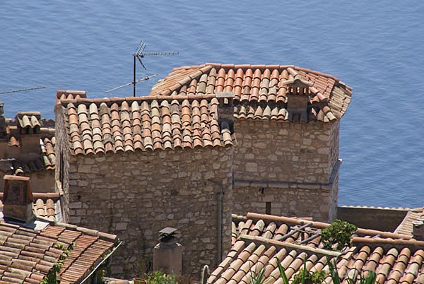 Picture of Eze village - Free Pictures - FreeFoto.com