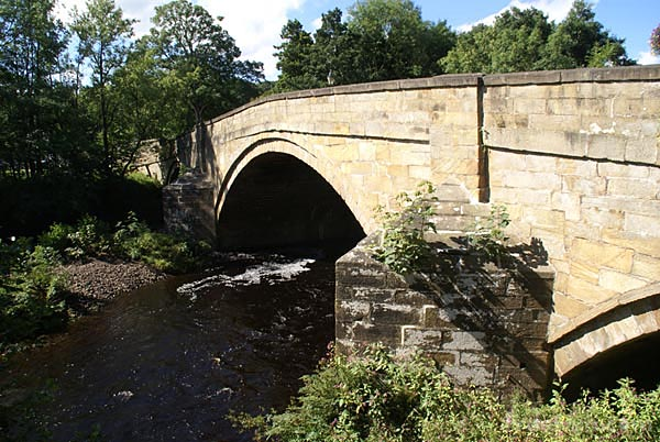 Picture of Pateley Bridge, Nidderdale - Free Pictures - FreeFoto.com