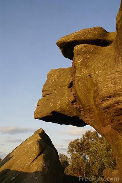 Picture of Brimham Rocks - Free Pictures - FreeFoto.com