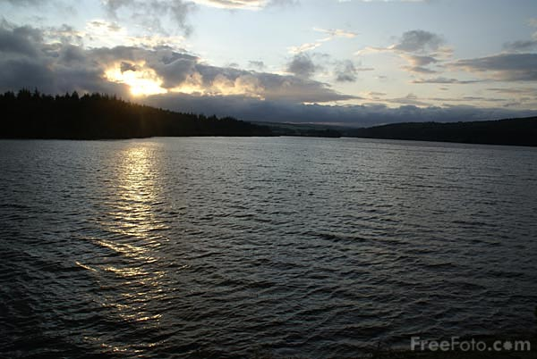Picture of Fewston reservoir - Free Pictures - FreeFoto.com