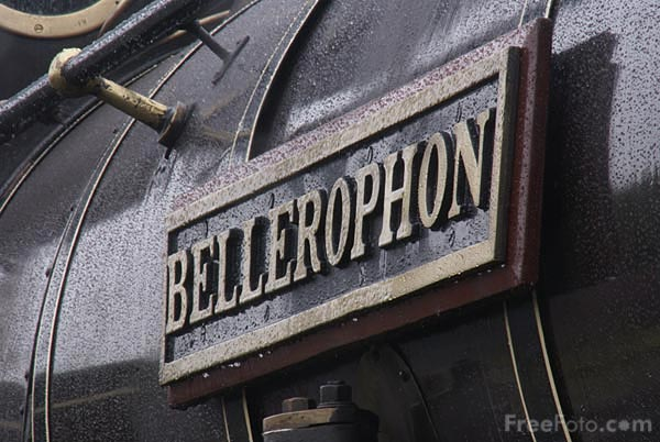 Picture of Haydock Foundry 0-6-0WT Bellerophon - Free Pictures - FreeFoto.com