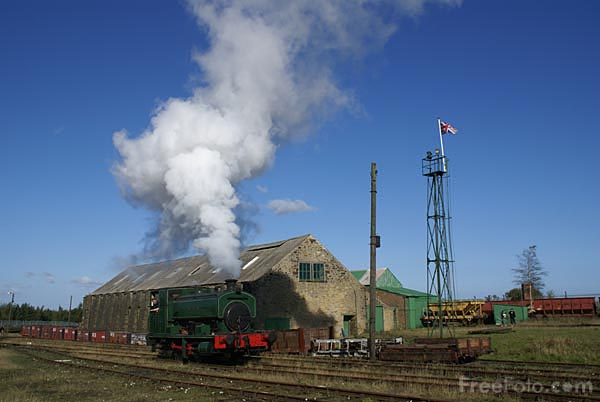 Picture of Bowes Railway, Springwell - Free Pictures - FreeFoto.com