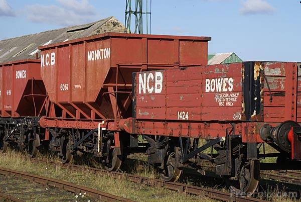 Picture of Coal Wagon - Free Pictures - FreeFoto.com