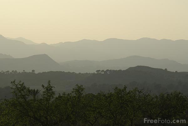 Picture of Southern Spain Landscape - Free Pictures - FreeFoto.com