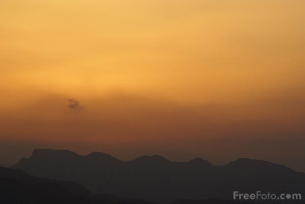 Picture of Spanish Sunset - Free Pictures - FreeFoto.com