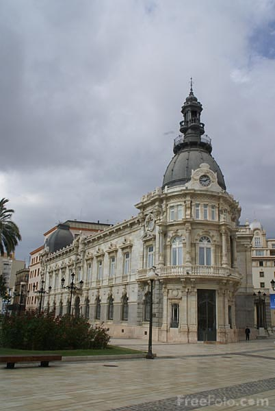Picture of City of Cartagena, Spain - Free Pictures - FreeFoto.com