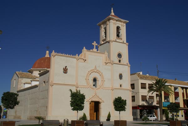 Picture of Church of San Javier - Free Pictures - FreeFoto.com