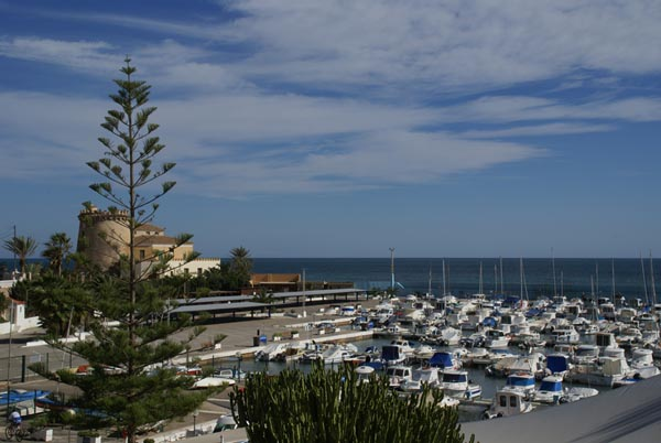 Picture of Waterfront, Torre de la Horadada, Spain - Free Pictures - FreeFoto.com