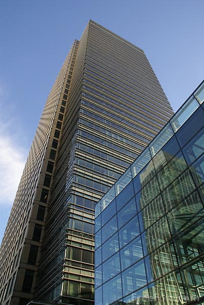 Picture of 40 Bank Street, Heron Quays, Docklands, London. - Free Pictures - FreeFoto.com