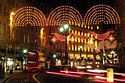 Image Ref: 90-05-1 - Christmas Lights, Regent Street, London, England., Viewed 17703 times