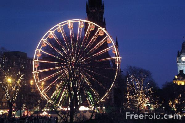 Edinburgh At Christmas Pictures Free Use Image 90 17 23