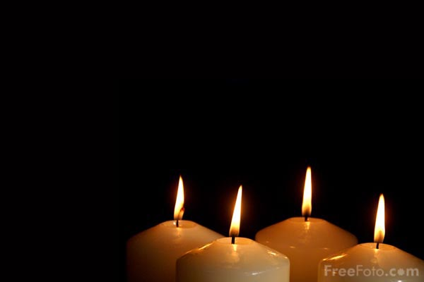 four advent candles pictures free use image 90 20 20 by. Black Bedroom Furniture Sets. Home Design Ideas