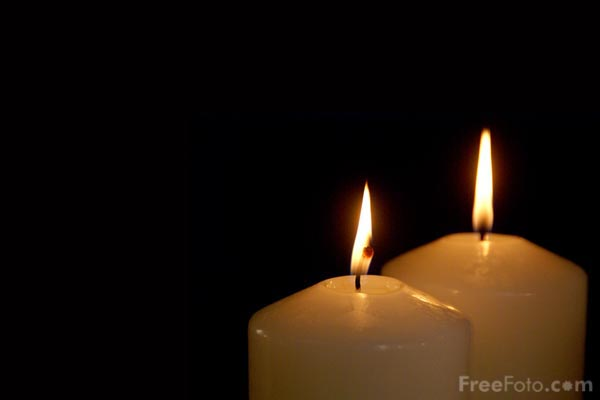 two advent candles pictures free use image 90 20 9 by. Black Bedroom Furniture Sets. Home Design Ideas
