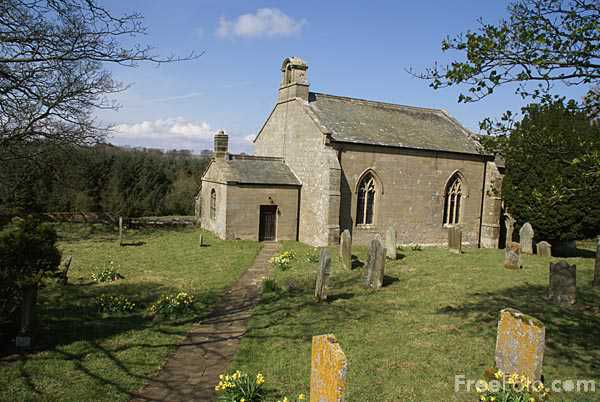 Picture of Saint Wilfred's Church, Kirkharle - Free Pictures - FreeFoto.com