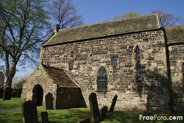 Picture of Escomb Saxon Church - Free Pictures - FreeFoto.com