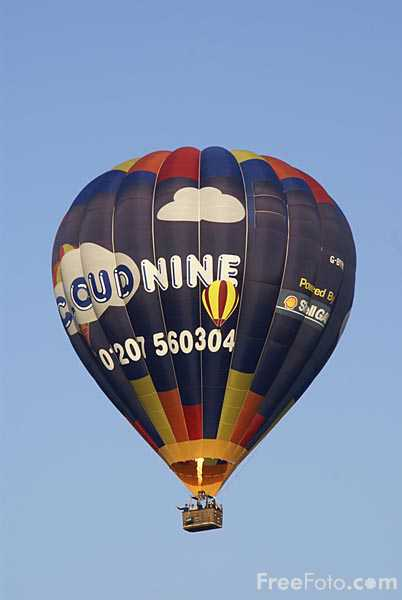 hot air balloon pictures. Picture of Hot Air Balloon