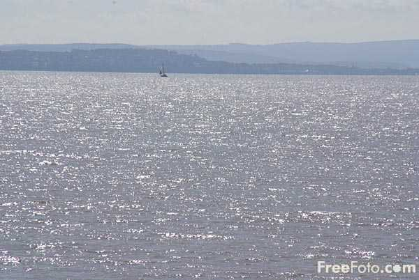 Picture of River Severn estuary - Free Pictures - FreeFoto.com