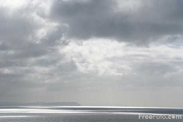 Picture of Dark clouds over Bournemouth - Free Pictures - FreeFoto.com