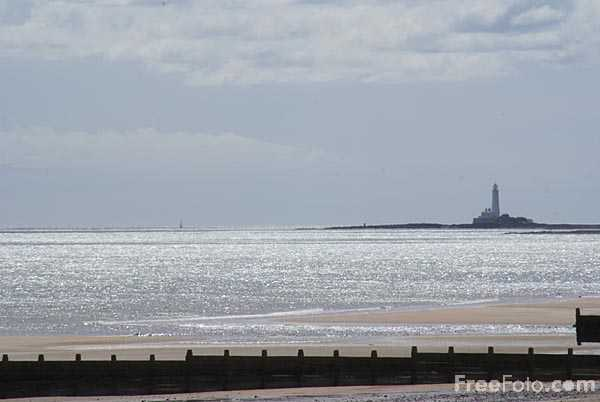 Picture of Northumberland Coast, Blyth - Free Pictures - FreeFoto.com