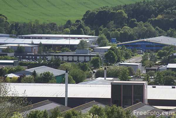 Picture of Team Valley Trading Estate, Gateshead - Free Pictures - FreeFoto.com