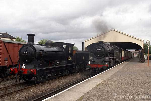 Picture of Bo'ness & Kinneil Railway - Free Pictures - FreeFoto.com