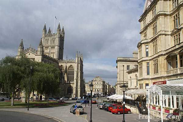 Picture of City of Bath - Free Pictures - FreeFoto.com