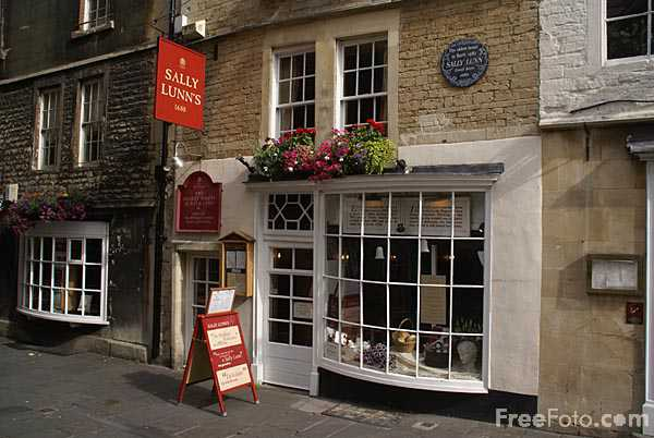 Sally Lunn's pictures, free use image, 907-04-7867 by FreeFoto.com