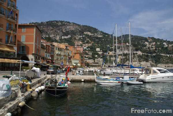 Picture of Villefranche sur Mer - Free Pictures - FreeFoto.com
