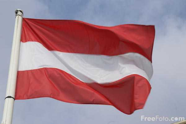 Picture of Flag of Latvian - Free Pictures - FreeFoto.com
