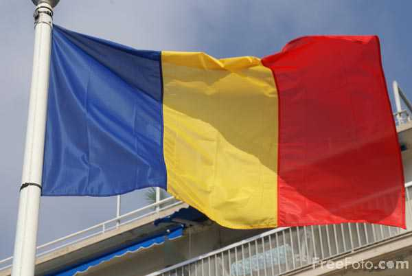 Picture of Flag of Romania - Free Pictures - FreeFoto.com