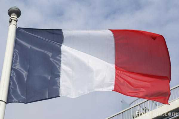 Picture of Flag of France - Free Pictures - FreeFoto.com