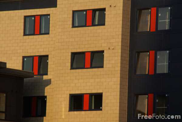 Picture of Camden Court University of Northumbria student housing - Free Pictures - FreeFoto.com