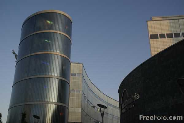 Picture of City Campus East Northumbria University - Free Pictures - FreeFoto.com