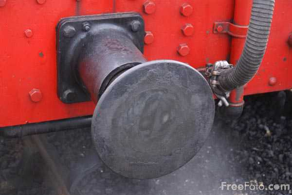 Picture of Embsay and Bolton Abbey Steam Railway - Free Pictures - FreeFoto.com