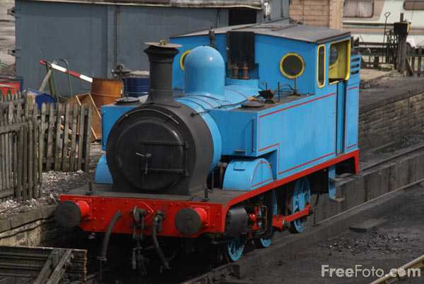 Picture of Thomas the Tank Engine - Free Pictures - FreeFoto.com