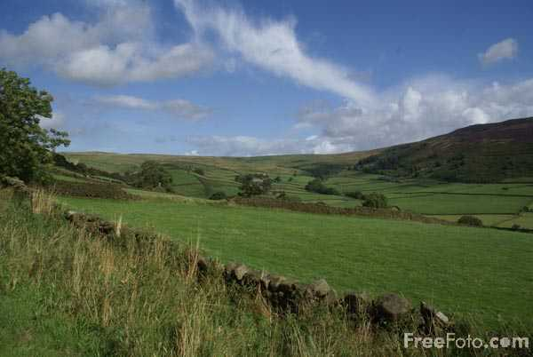Picture of Dibblesdale - Free Pictures - FreeFoto.com