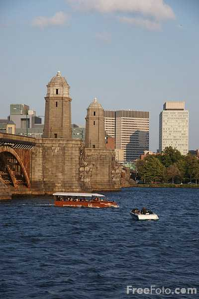 Picture of Charles River, Boston, Massachusetts, USA - Free Pictures - FreeFoto.com