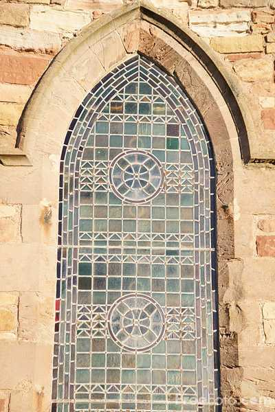 Picture of Stained Glass Window - Free Pictures - FreeFoto.com