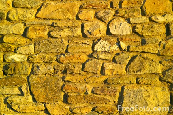 Picture of Stone Wall - Free Pictures - FreeFoto.com