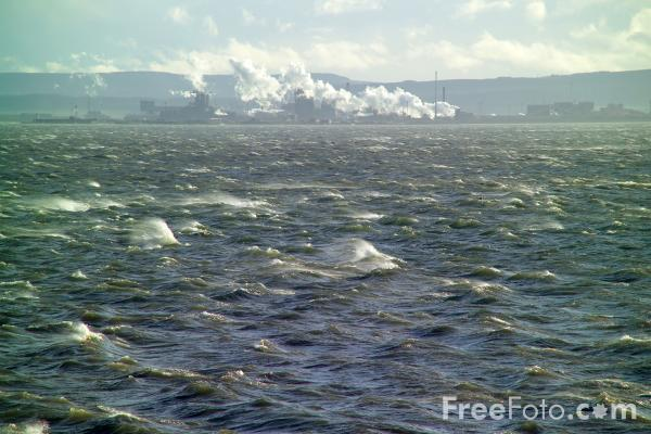 Picture of Hartlepool Bay - Free Pictures - FreeFoto.com