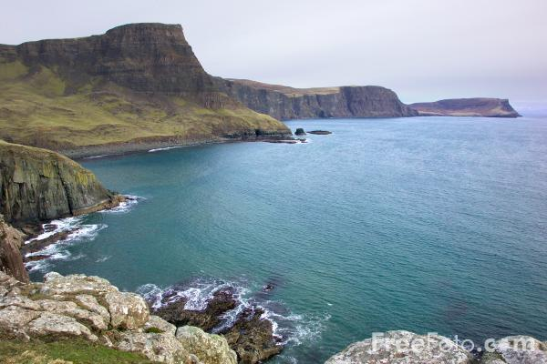 Picture of Isle of Skye, Scotland - Free Pictures - FreeFoto.com