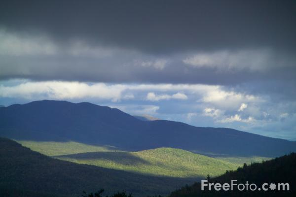 Picture of White Mountain National Forest, New Hampshire - Free Pictures - FreeFoto.com