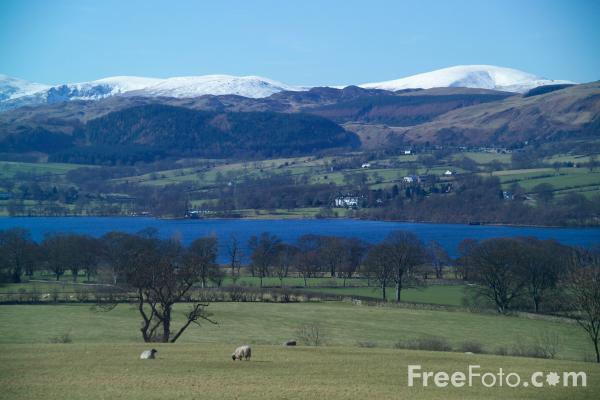 Picture of Ullswater - Free Pictures - FreeFoto.com