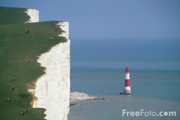 Picture of Beachy Head - Free Pictures - FreeFoto.com