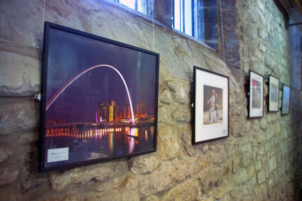 Picture of Photographic Exhibition, Gateshead Visitor Centre - Free Pictures - FreeFoto.com