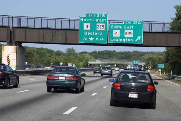 Picture of Interstate 95 - Free Pictures - FreeFoto.com
