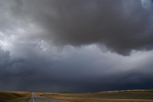 Picture of Storm Clouds, Montana, USA - Free Pictures - FreeFoto.com