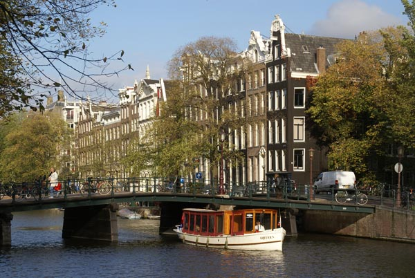 Picture of Amsterdam, The Netherlands. - Free Pictures - FreeFoto.com