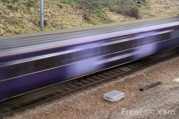 Picture of First Capital Connect train service - Free Pictures - FreeFoto.com